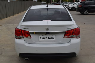 2014 Holden Cruze JH Series II MY14 SRi Z Series White 6 Speed Sports Automatic Sedan