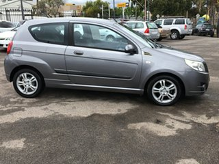 2009 Holden Barina TK MY10 Grey 5 Speed Manual Hatchback.