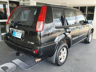 2007 Nissan X-Trail T30 II MY06 ST Black 4 Speed Automatic Wagon