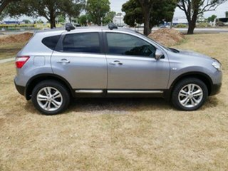 2013 Nissan Dualis J10 MY13 TS (4x2) Grey 6 Speed Manual Wagon