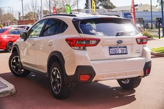 2020 Subaru XV G5X Hybrid White Constant Variable SUV.