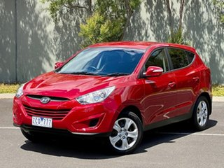2012 Hyundai ix35 LM2 Active Red 6 Speed Sports Automatic Wagon.