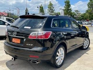 2009 Mazda CX-9 TB10A1 Luxury Black 6 Speed Sports Automatic Wagon.