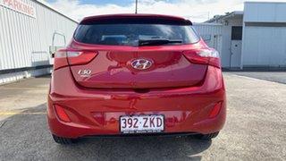 2014 Hyundai i30 GD2 MY14 Trophy Firey Red 6 Speed Manual Hatchback