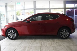 2019 Mazda 3 BP2H76 G20 SKYACTIV-MT Pure Red 6 Speed Manual Hatchback