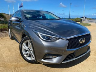 2016 Infiniti Q30 H15 GT D-CT Grey 7 Speed Sports Automatic Dual Clutch Wagon.