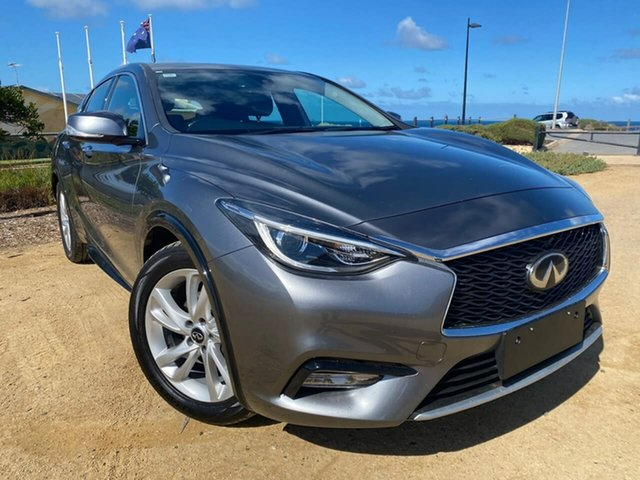 Used Infiniti Q30 H15 GT D-CT Christies Beach, 2016 Infiniti Q30 H15 GT D-CT Grey 7 Speed Sports Automatic Dual Clutch Wagon