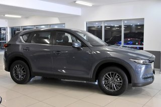 2020 Mazda CX-5 KF2W7A Maxx SKYACTIV-Drive FWD Sport Grey 6 Speed Sports Automatic Wagon