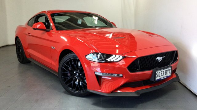 Used Ford Mustang FN 2018MY GT Fastback SelectShift Elizabeth, 2018 Ford Mustang FN 2018MY GT Fastback SelectShift Race Red/21483 10 Speed Sports Automatic