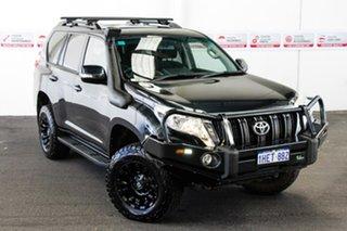 2014 Toyota Landcruiser Prado KDJ150R MY14 GXL (4x4) Metal Storm 5 Speed Sequential Auto Wagon.