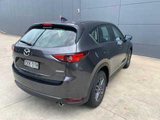 2020 Mazda CX-5 KF2W7A Maxx SKYACTIV-Drive FWD Sport Machine Grey 6 Speed Sports Automatic Wagon