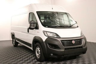 2020 Fiat Ducato Series 7 Mid Roof LWB White 9 speed Automatic Van.