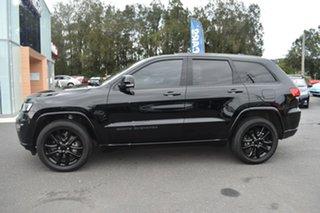 2018 Jeep Grand Cherokee WK MY18 Blackhawk Black 8 Speed Sports Automatic Wagon
