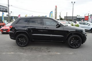 2018 Jeep Grand Cherokee WK MY18 Blackhawk Black 8 Speed Sports Automatic Wagon.