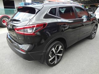 2019 Nissan Qashqai MY20 TI Black Continuous Variable Wagon.