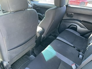 2007 Mitsubishi Outlander ZG LS Silver 6 Speed CVT Auto Sequential Wagon
