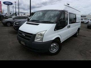 Ford -  (EU) 2010 MY VAN 330 SWB RWD 2.4L I4 DIESEL 6SP MANUAL FLOOR 2.4
