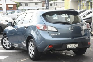 2011 Mazda 3 BL10F2 Neo Blue 6 Speed Manual Hatchback.