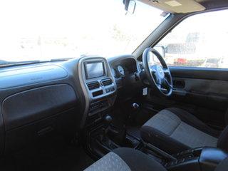 2008 Nissan Navara D22 ST-R Silver 5 Speed Manual Dual Cab