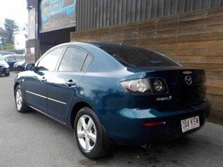 2007 Mazda 3 BK10F2 Maxx Blue 4 Speed Sports Automatic Sedan