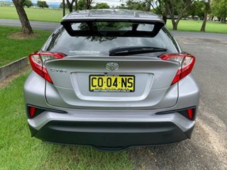 2017 Toyota C-HR NGX10R S-CVT 2WD Shadow Platinum 7 Speed Constant Variable Wagon