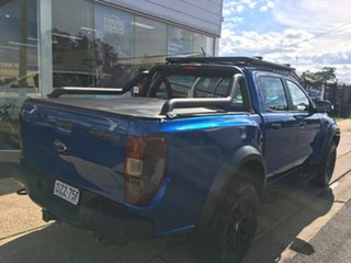 2018 Ford Ranger PX MkIII Raptor Blue Sports Automatic
