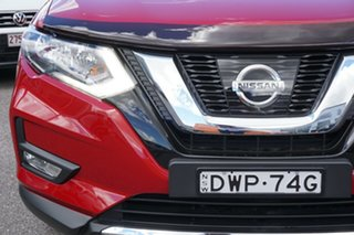 2018 Nissan X-Trail T32 Series II ST-L X-tronic 4WD Red 7 Speed Constant Variable Wagon