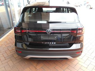2020 Volkswagen T-Cross C1 MY20 85TSI DSG FWD Life Deep Black 7 Speed Sports Automatic Dual Clutch