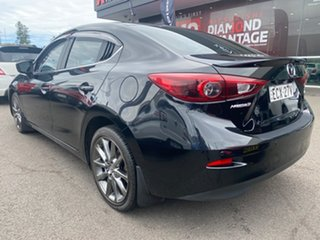 2018 Mazda 3 BN5238 SP25 SKYACTIV-Drive Astina Black 6 Speed Sports Automatic Sedan