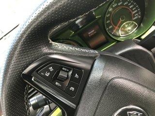 2015 Holden Ute VF MY15 SS V Ute Redline Green 6 Speed Manual Utility