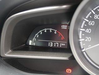 2018 Mazda 3 BN5436 SP25 SKYACTIV-MT White 6 Speed Manual Hatchback.