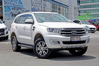 2020 Ford Everest UA II 2020.75MY Trend White 6 Speed Sports Automatic SUV.