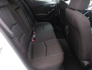 2018 Mazda 3 BN5436 SP25 SKYACTIV-MT White 6 Speed Manual Hatchback