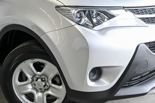 2015 Toyota RAV4 ZSA42R MY14 GX 2WD Silver 7 Speed Constant Variable Wagon.