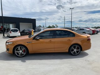 2015 Ford Falcon FG X XR8 Gold 6 Speed Manual Sedan
