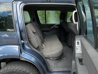 2006 Nissan Pathfinder R51 ST Blue 6 Speed Manual Wagon