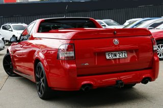 2013 Holden Ute VF MY14 SV6 Ute Red 6 Speed Manual Utility.