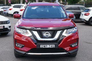 2018 Nissan X-Trail T32 Series II ST-L X-tronic 4WD Red 7 Speed Constant Variable Wagon.