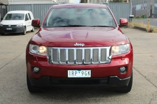 2011 Jeep Grand Cherokee WK Laredo (4x4) 5 Speed Automatic Wagon.