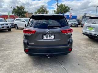 2017 Toyota Kluger GSU50R GXL 2WD Grey 8 Speed Sports Automatic Wagon
