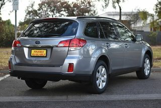 2011 Subaru Outback B5A MY11 2.5i Lineartronic AWD Silver 6 Speed Constant Variable Wagon