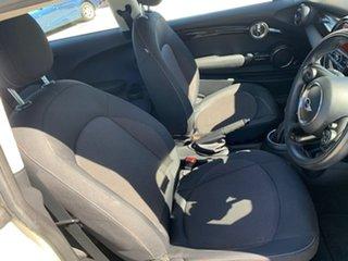 2015 Mini Hatch F56 One White 6 Speed Automatic Hatchback