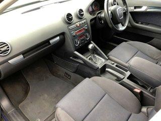 2006 Audi A3 8P Sportback 2.0 FSI Ambition Blue 6 Speed Tiptronic Hatchback