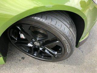 2015 Holden Ute VF MY15 SS V Ute Redline Green 6 Speed Manual Utility.