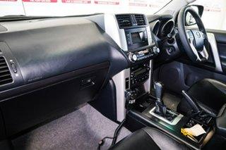 2011 Toyota Landcruiser Prado KDJ150R VX (4x4) Graphite 5 Speed Sequential Auto Wagon