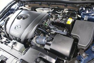 2016 Mazda 3 BM5276 Maxx SKYACTIV-MT Deep Crystal Blue 6 Speed Manual Sedan