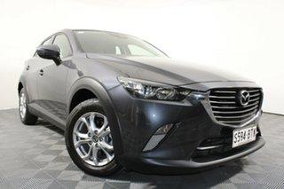 2017 Mazda CX-3 DK2W7A Maxx SKYACTIV-Drive Machine Grey 6 Speed Sports Automatic Wagon.