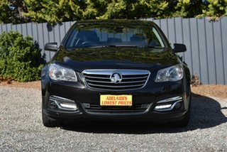 2014 Holden Calais VF MY14 Black 6 Speed Sports Automatic Sedan.
