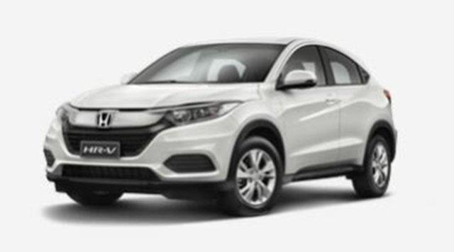 New Honda HR-V MY21 VTi Atherton, 2020 Honda HR-V MY21 VTi White 1 Speed Constant Variable Hatchback