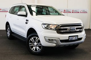 2016 Ford Everest UA Trend 6 Speed Automatic SUV.